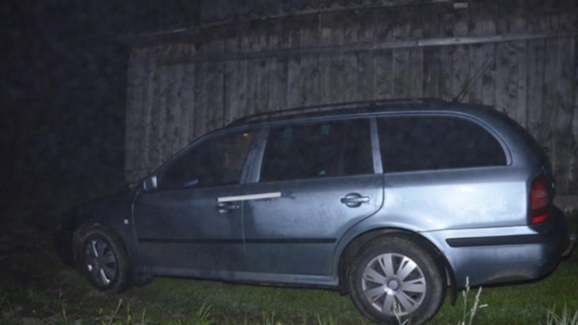Wypadek w miejscowości Kasina Wielka