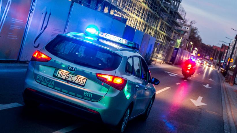 Wypadek we Wrocławiu na Zaporoskiej. Znaleziono samochód kierowcy, który wjechał w przystanek