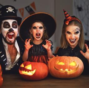 Evgeny Atamanenko/Shutterstock#Halloween#W polskich domach coraz czu0119u015bciej obchodzi siu0119 Halloween|
