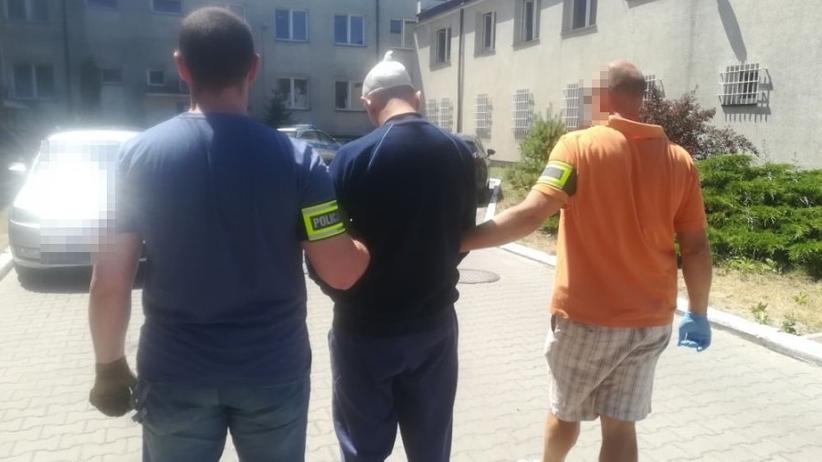 Zabójstwo w Jabłonnie. Zarzuty dla 33-latka [NOWE FAKTY]