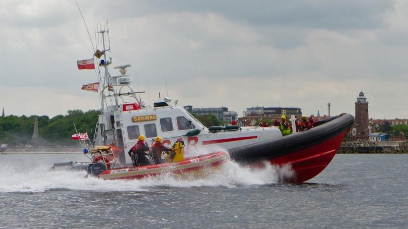 Akcja na Bałtyku wstrzymana. Nie znaleziono pozostałych członków załogi zaginionego kutra