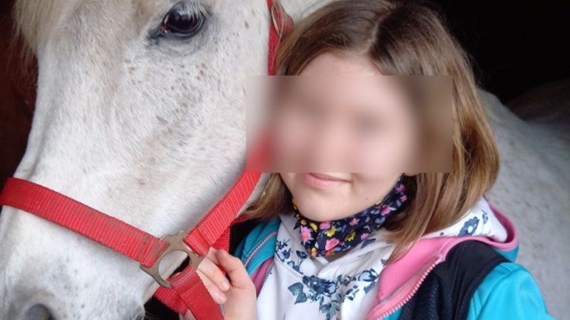 Zaginiona 11-letnia Amelia Woźniak z Tychów