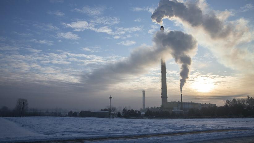 """Zanieczyszczenie powietrza znów zbyt wysokie. """"Zostańcie w domach"""""""