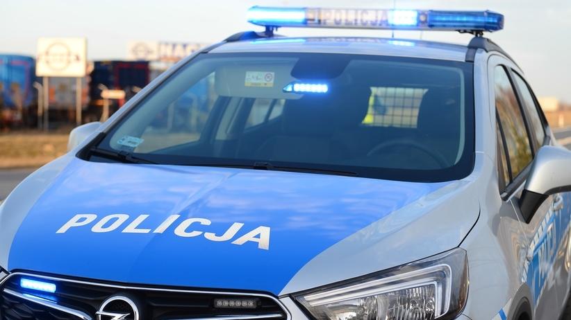 Pijany 15-latek uciekał przed policją autem swojej babci