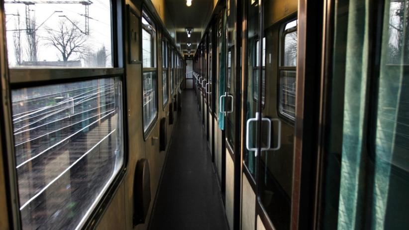 Zwłoki kobiety w pociągu. Ciało leżało w jednym z przedziałów