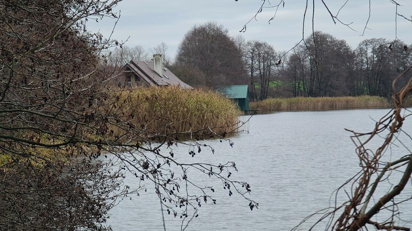 Jezioro Zwiniarz
