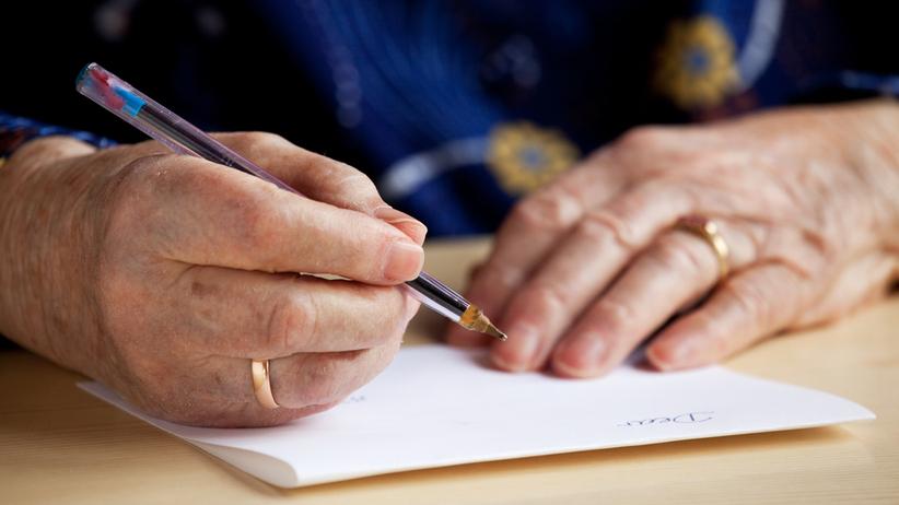 104-latka zagłosowała w wyborach. Chciała dać przykład młodzieży