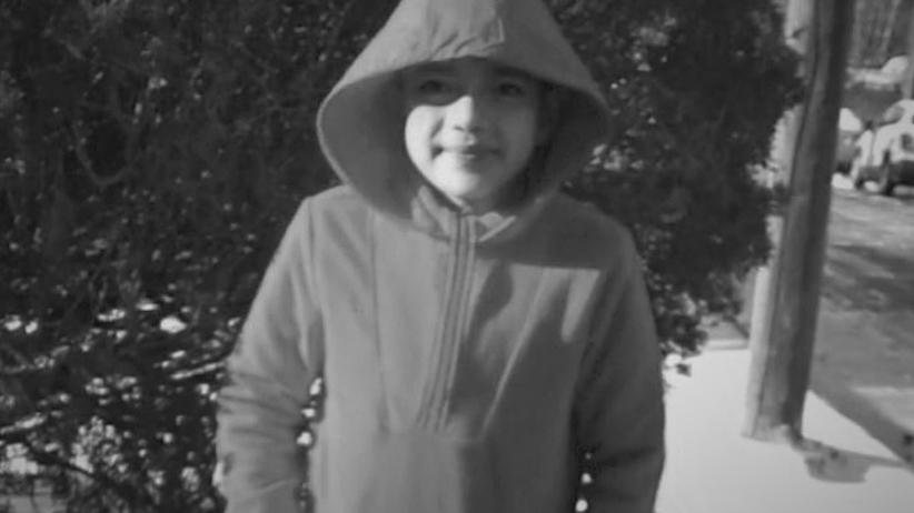11-latek zamarzł na śmierć w przyczepie