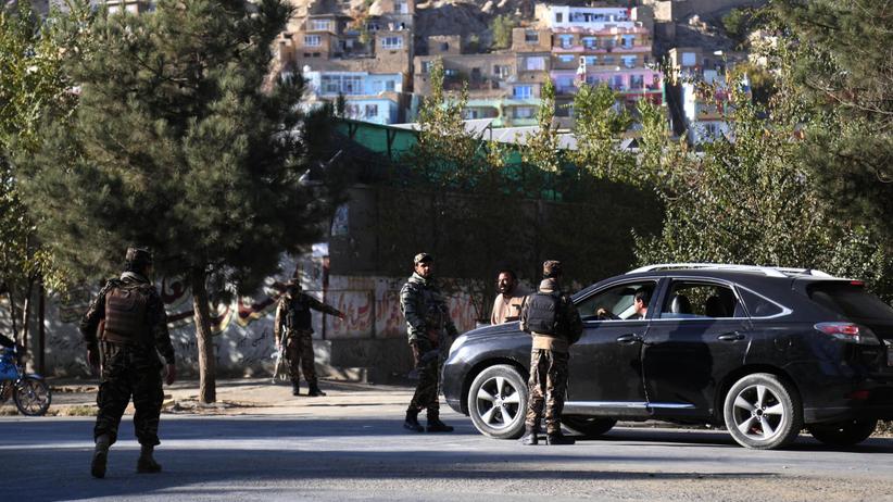 Strzelanina na uniwerytecie w Kabulu