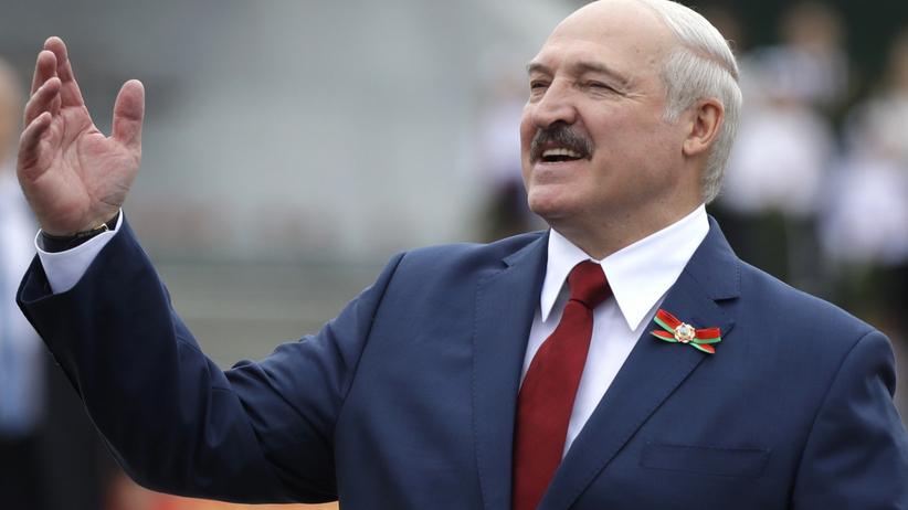Łukaszenka ma koronawirusa