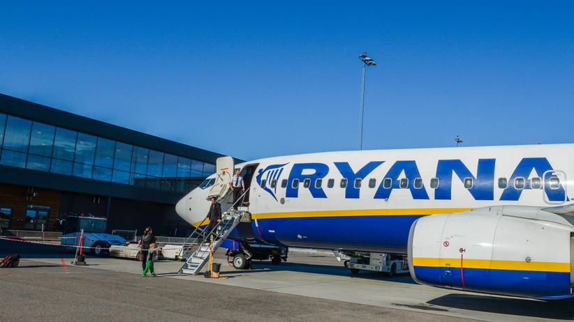 Ryanair w Oslo