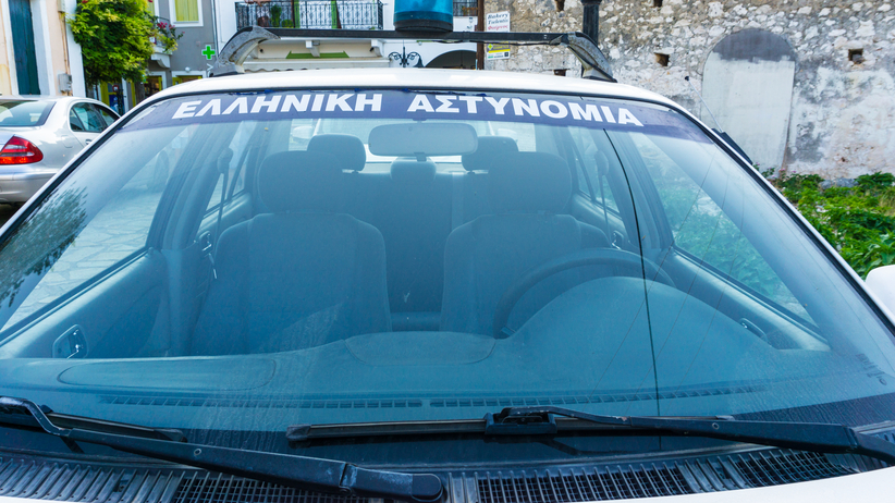 63-latka podejrzana o przestępstwa podatkowe zatrzymana przez grecką policję