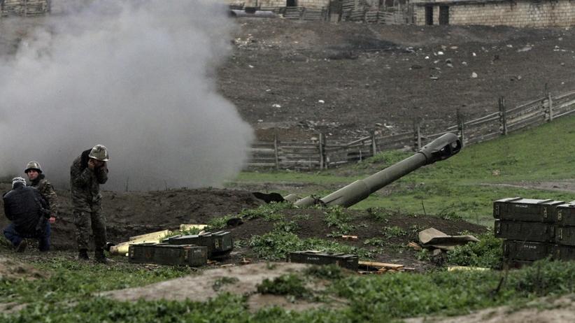 Stan wojenny w Armenii