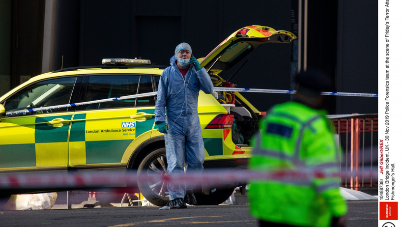 Bohater z London Bridge to...morderca, skazany za zabójstwo niepełnosprawnej