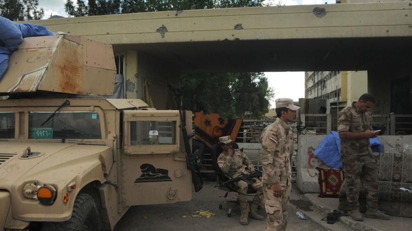 Wojsko Irak
