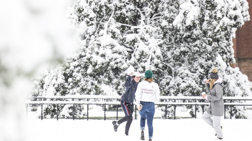 Zima w Colorado w USA