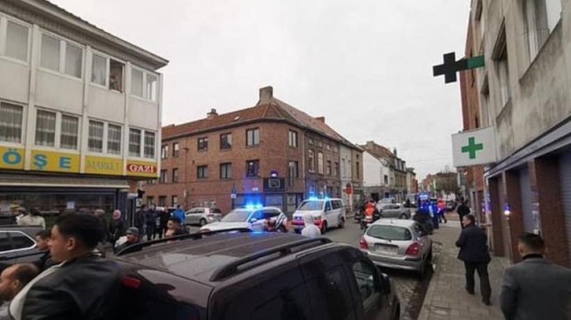 Ataki nożowników i strzelaniny w Gandawie w Belgii i w Londynie