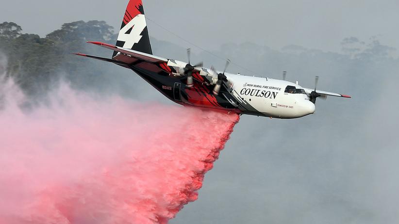 Katastrofa samolotu gaśniczego. Nie żyje kilka osób, za późno na ewakuację
