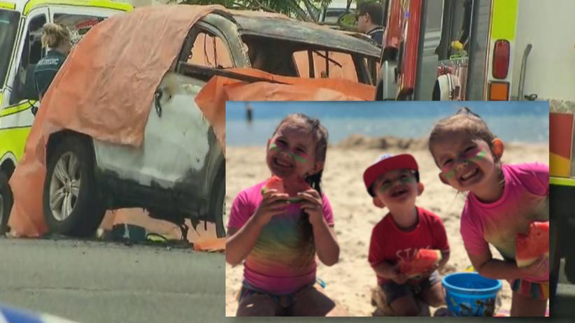 Australia. Dzieci spłonęły w samochodzie. Świadkowie mówią o eksplozjach