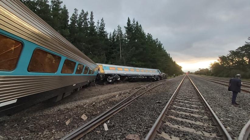 Katastrofa kolejowa w Australii