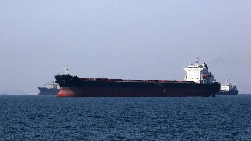 Akcja ratunkowa na Morzu Czerwonym. Awaria tankowca