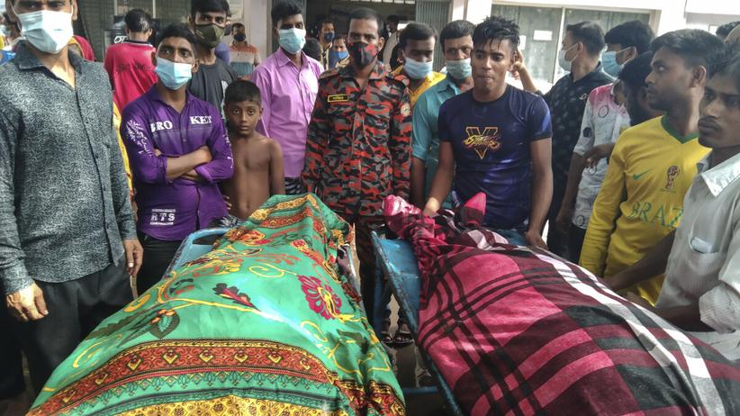 17 osób zginęło od uderzenia piorunów w Bangladeszu