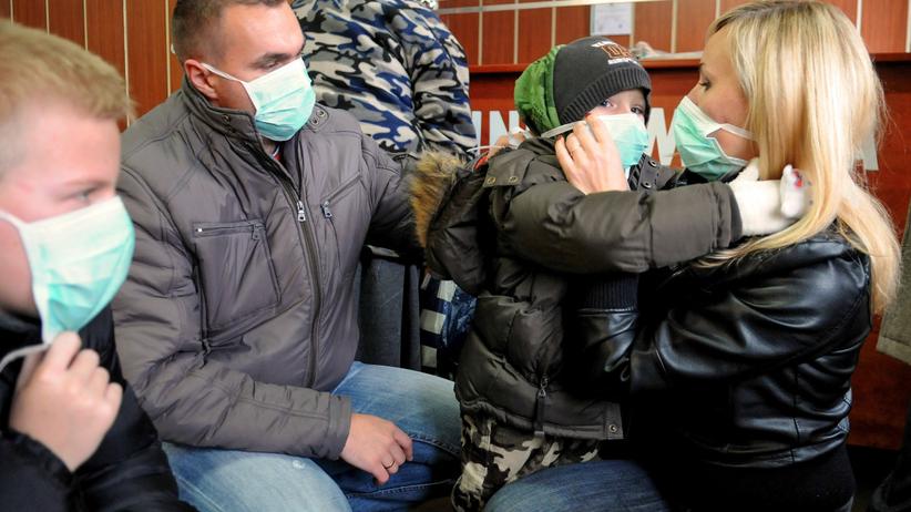 Koronawirus dotarł na Białoruś? Poważne objawy kobiety, która wróciła z Chin