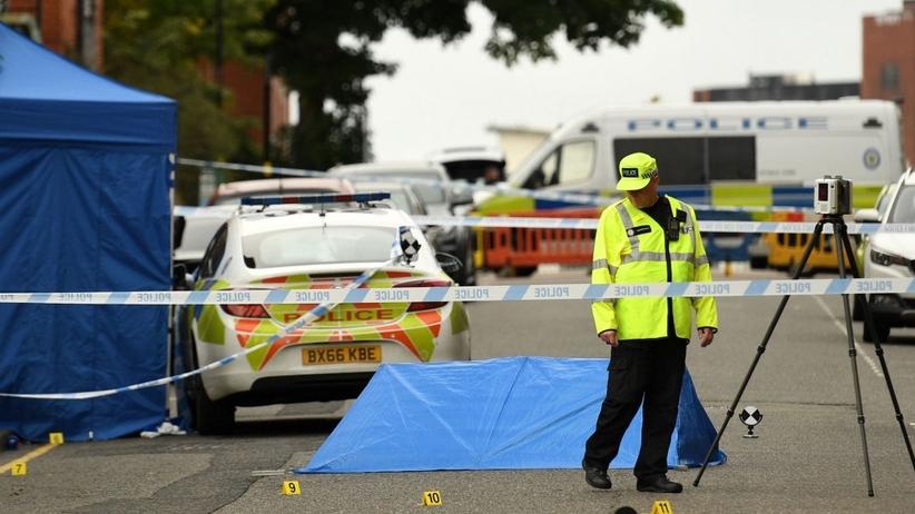 Birmingham, ataki nożem