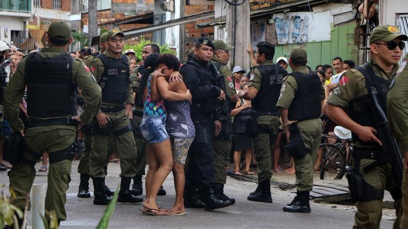 Masakra w barze w Brazylii. Napastnicy zastrzelili 11 osób