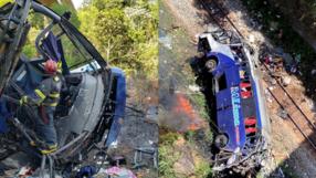 Brazylia. Autobus spadł z wiaduktu. Nie żyje 14 pasażerów