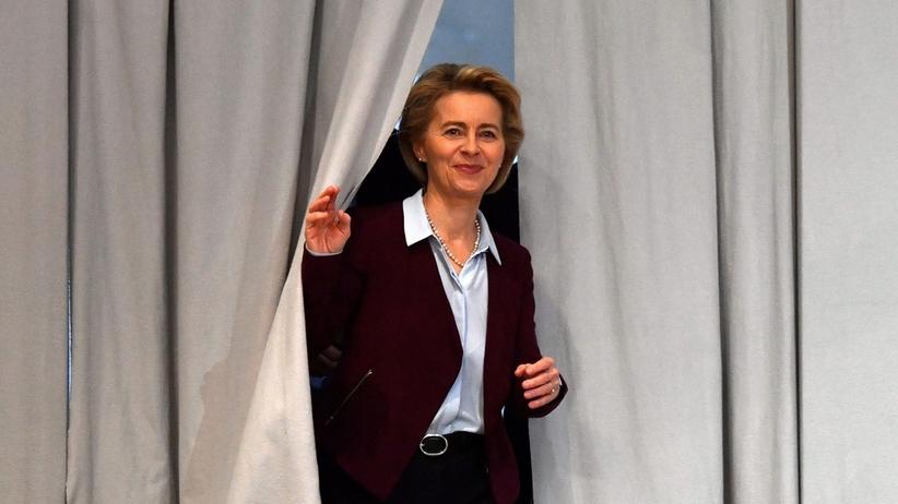 Bruksela. Ursula von der Leyen kandydatką na szefa Komisji Europejskiej