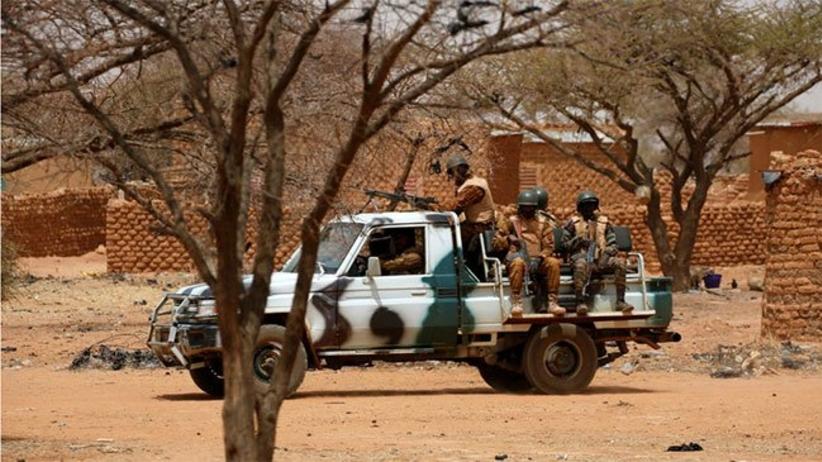 Burkina Faso wybuch bomby pod autobusem