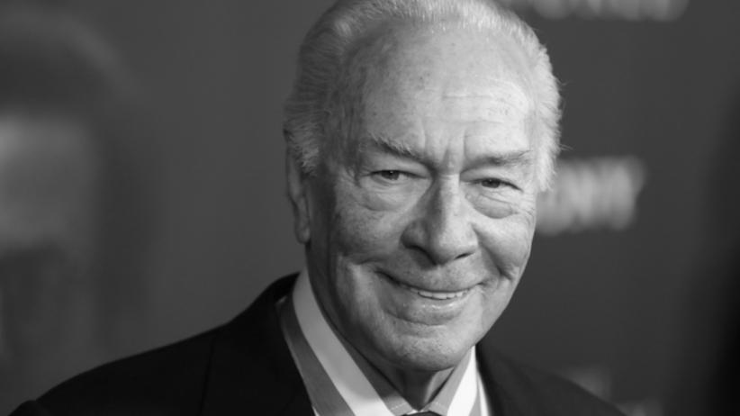 Christopher Plummer nie żyje. Aktor i zdobywca Oscara zmarł w wieku 91 lat