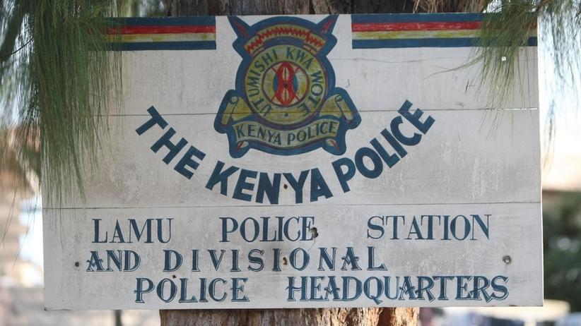 Masakra w Kenii. Policjanci zginęli od wybuchu samochodu-pułapki