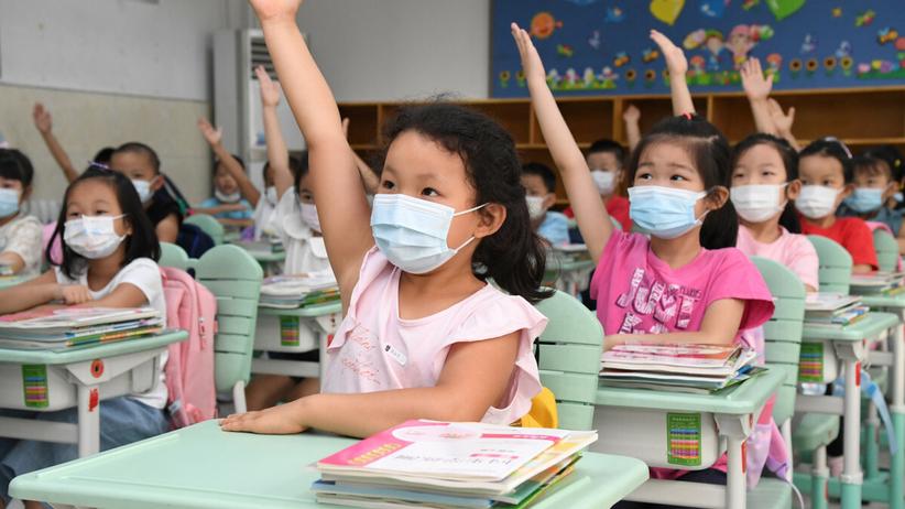 Szczepienia w Chinach