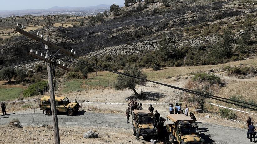 Tajemnicza eksplozja na Cyprze. To prawdopodobnie rosyjski pocisk