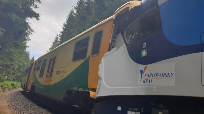 Katastrofa kolejowa w Pernink