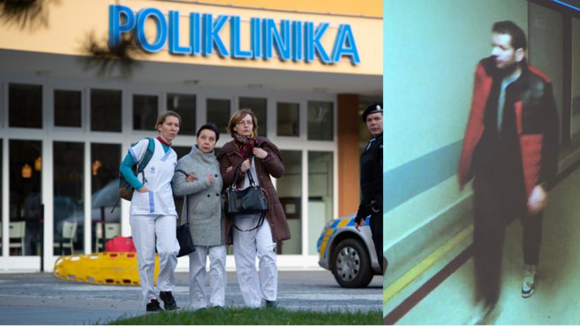 Strzelanina w szpitalu w Ostrawie