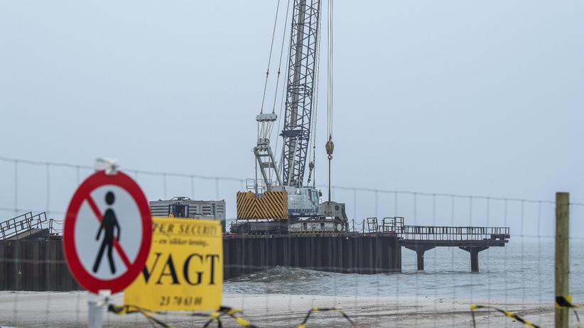 Duński urząd wydał zgodę na częściowe wznowienie budowy Baltic Pipe