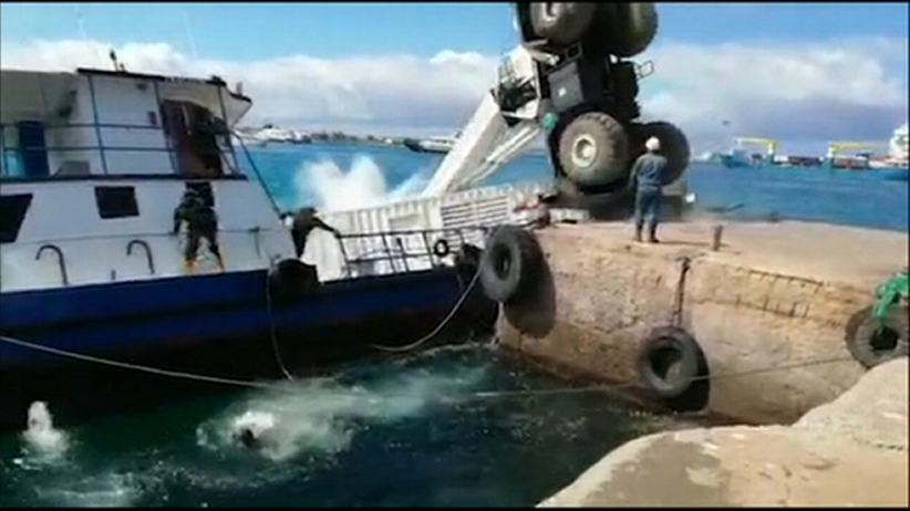 Katastrofa ekologiczna na morzu. Słynne wyspy zagrożone wyciekiem paliwa