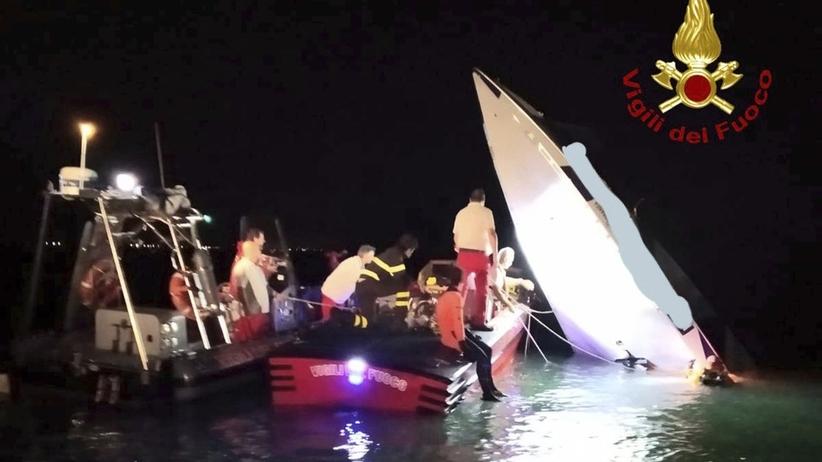 Tragiczny wypadek na motorówce. Nie żyje znany projektant łodzi