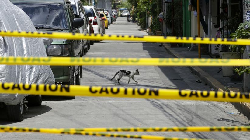 Lockdown Filipin. By zwalczyć falę zakażeń wariantem Delta