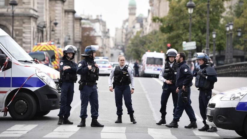 Zamach Paryż