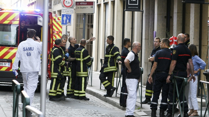 Eksplozja Lyon