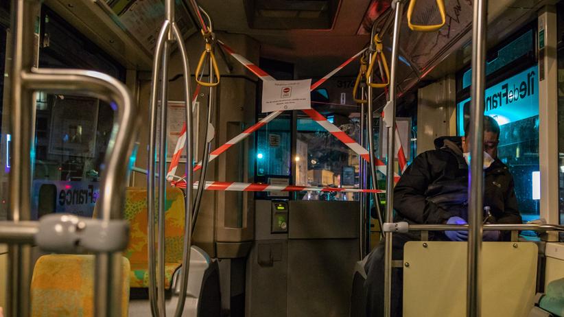 autobus we Francji