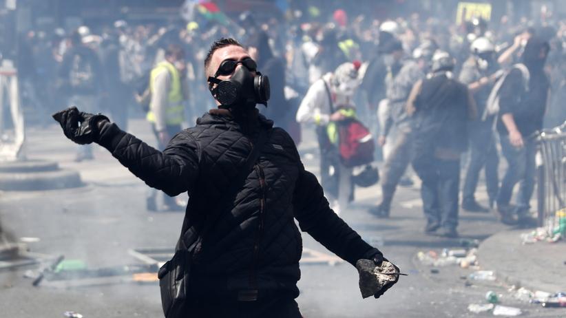 Zamieszki w Paryżu. Aresztowano 165 osób