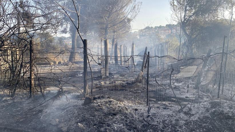 Pożary, Pescara