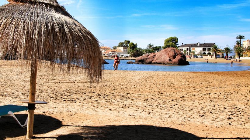Hiszpania, Mazarron