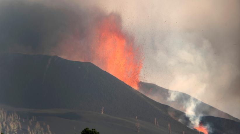 wubuch wulkanu