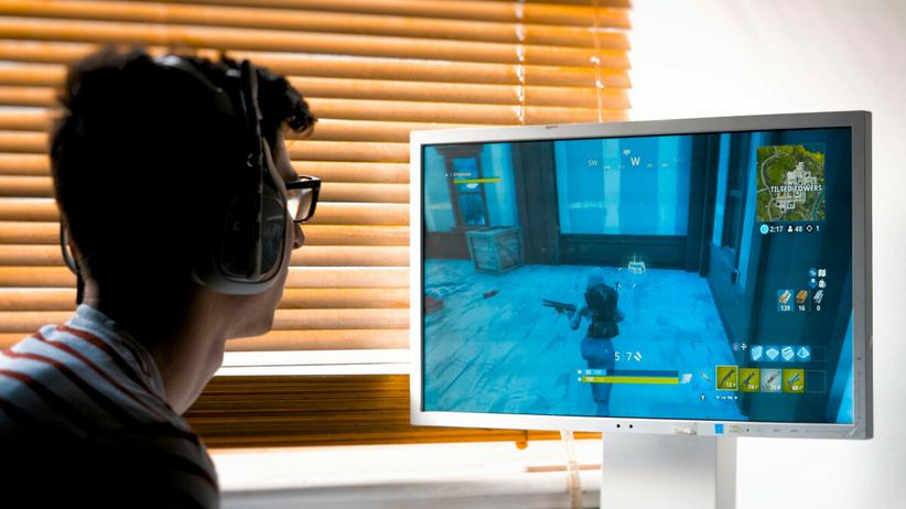 15-latek trafił do szpitala z uzależnieniem od gier